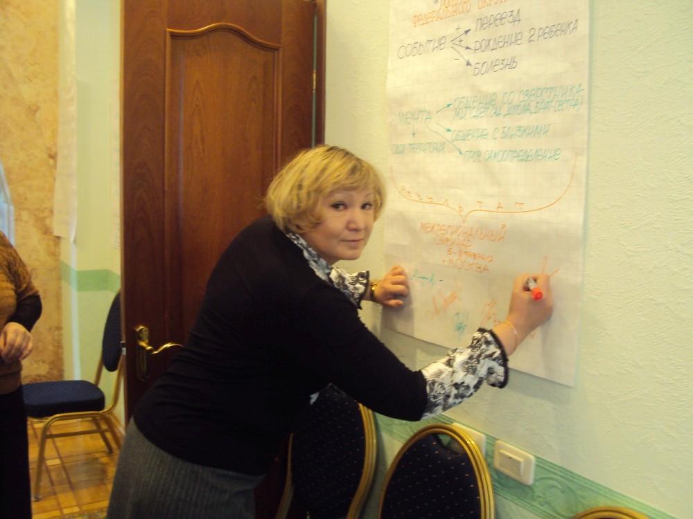 Межрегиональный семинар для специалистов по семейному устройству детей-сирот