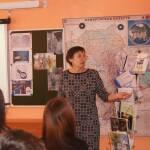 Проведён открытый интегрированный урок по теме «Пою мое Отечество»