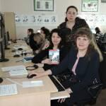 Состоялось очередное заседание проблемно-творческой группы сотрудников библиотек
