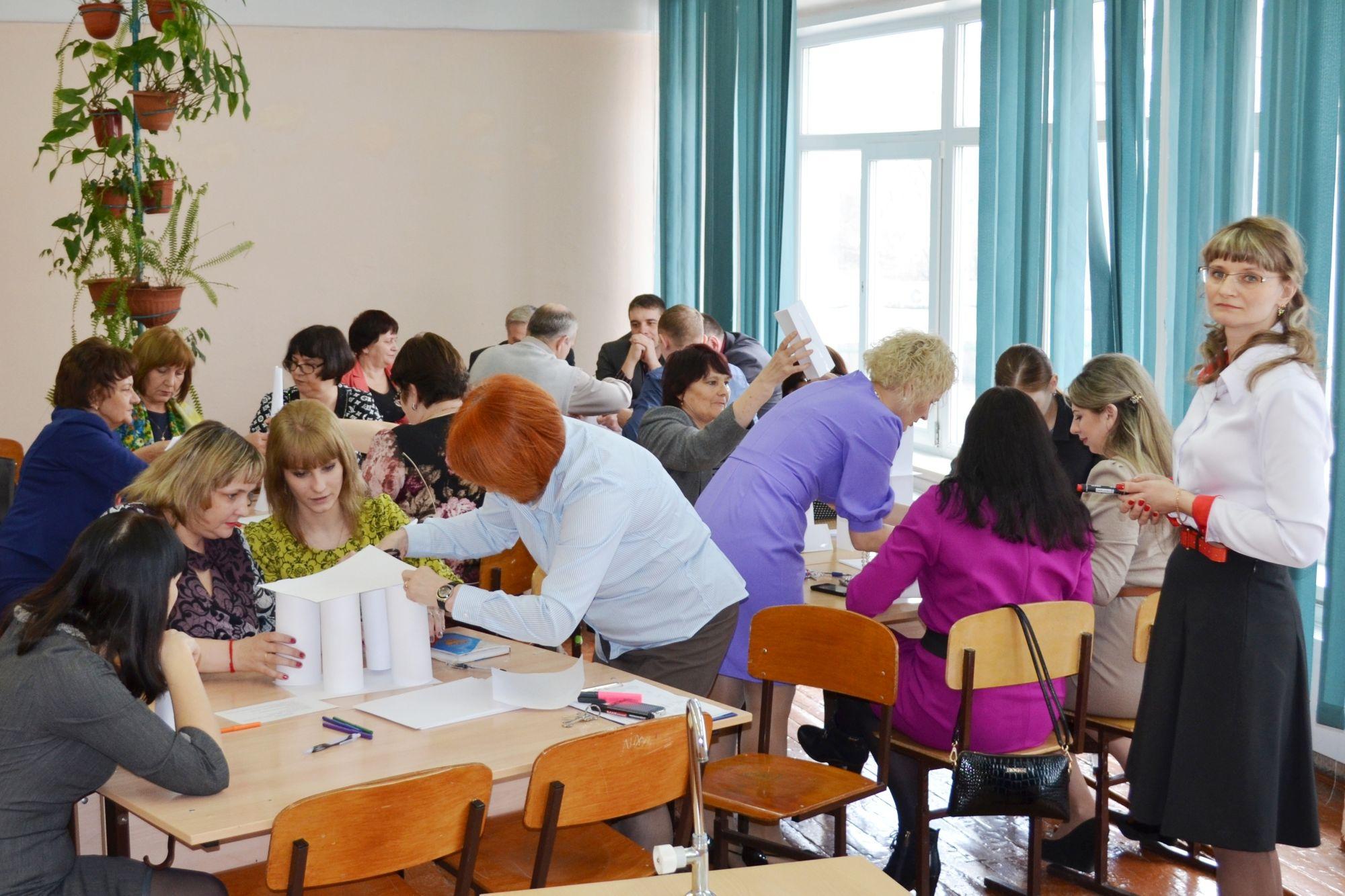 Прошел семинар «Меры по привлечению и сохранению педагогических кадров в образовательном учреждении»