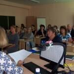 Прошла августовская встреча учителей математики и физики