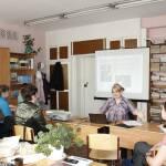 Состоялся круглый стол для школьных библиотекарей «Чтение профессионала. Разноликая природа: писатели о природе и отношении к природе»