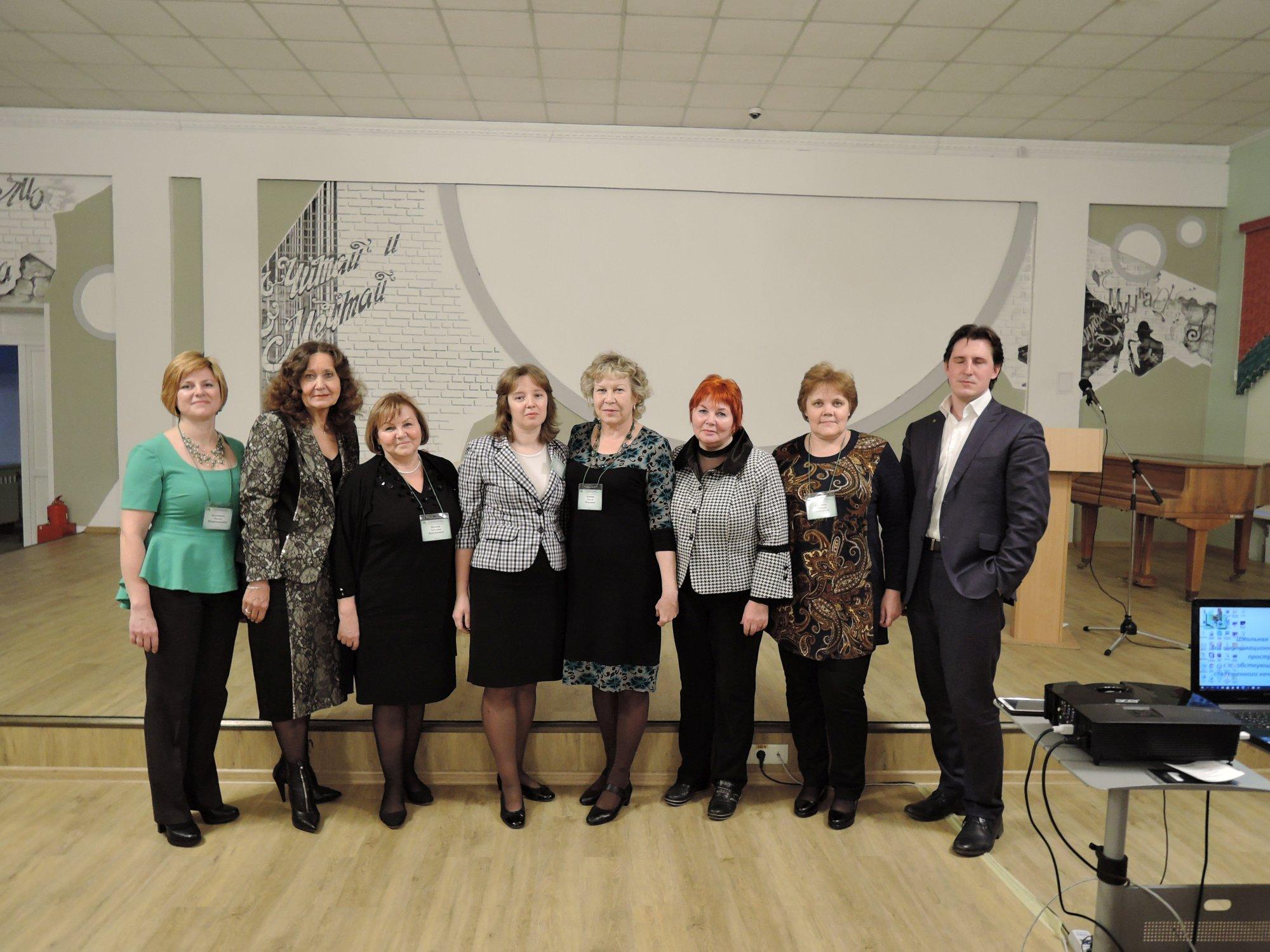 На Всероссийском семинаре-совещании представлен опыт работы школьных библиотек Ленинск-Кузнецкого городского округа