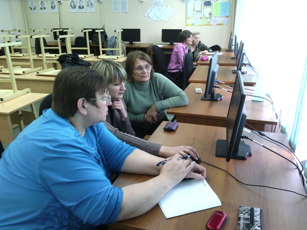 Работа проблемно-творческой группы «Инновационные формы работы школьных библиотек»