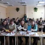 Состоялся городской Фестиваль школьных библиотек-2014
