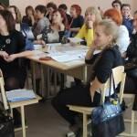 В нашем городе состоялась работа областной презентационной площадки «Деятельность педагога-наставника как условие успешности профессиональной деятельности молодого педагога»