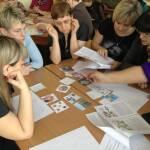 Метод кроссенса: мастер-класс «Путешествие в королевство естественных наук»