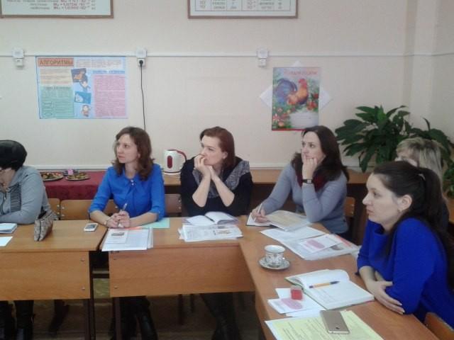 Прошел городской практический семинар «Методические десанты»