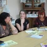 Состоялся семинар для молодых специалистов «Формы работы с учащимся по формированию нравственных ценностей во внеурочной деятельности»