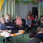 Прошел мастер-класс «Использование нетрадиционных форм работы с детьми в период адаптации к условиям ДОУ»
