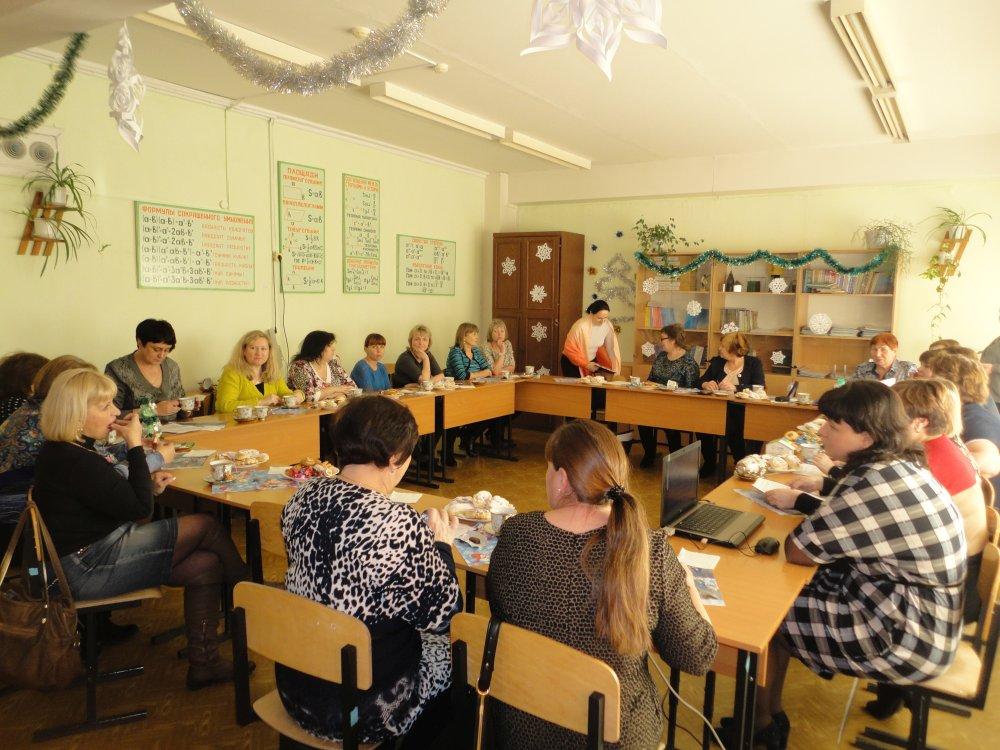 Проведен круглый стол «Сотрудничество школы и семьи по формированию здорового образа жизни младших школьников»