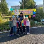 Городской туристический слет для дошкольников «За здоровьем с рюкзаком»